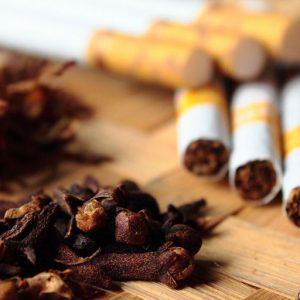 cigarette kretek