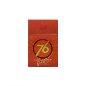 djarum 76 kretek cigarettes
