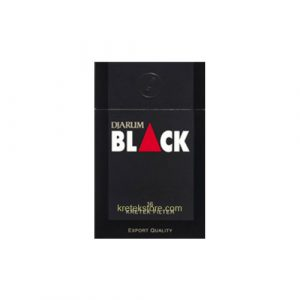 Djarum Black Kretek Cigarettes