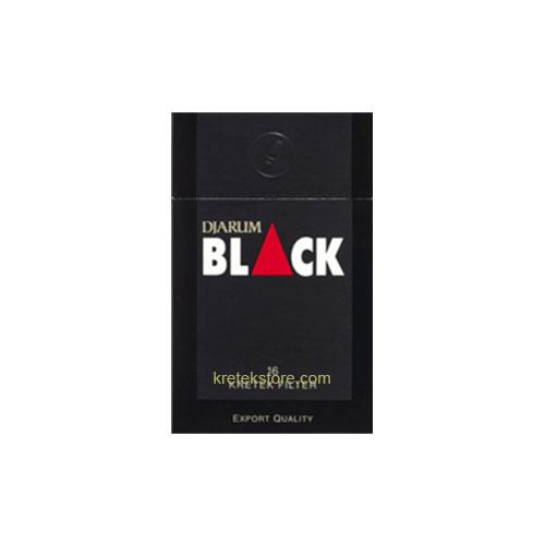 Djarum Black Kretek Cigarettes