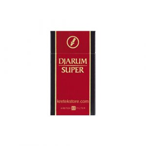 djarum super clove cigarettes kretek
